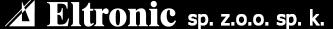 logo Eltronic sp. k.